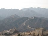 Beijing and the Great Wall - IETF 79 #8