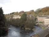 New Lanark and Corra Linn