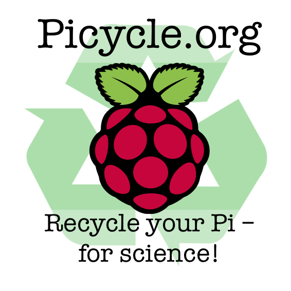 Picycle - Recycle your Raspberry Pi